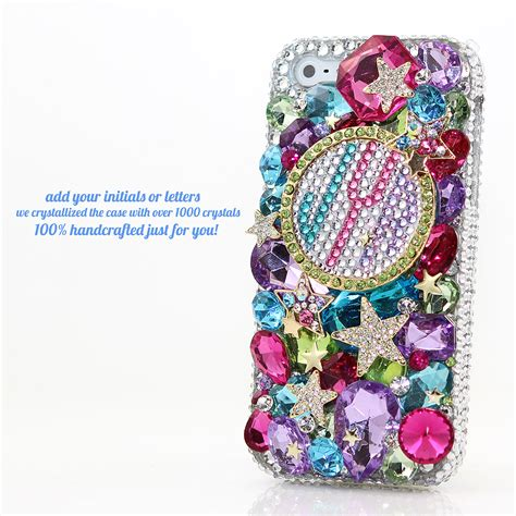 edge monogram phone cases galaxy s6 bling crystals phone case for iphone 6 6s iphone 6 6s