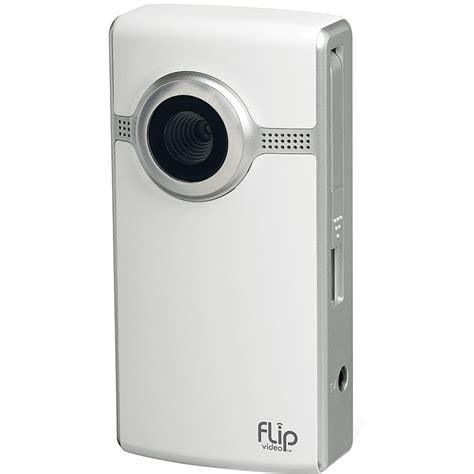 ultra flip flip ultra camcorder white u1120w b h photo