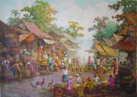 painting java painting arts crafts from jawa barat west