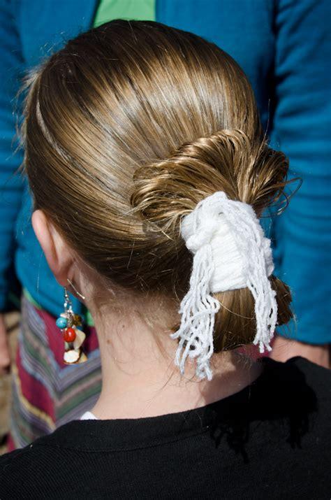 tsiyeel womans hairstyle traditional navajo hair bun adopt a native elder blog june