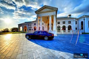 Neo Classical Homes luxury defined rolls royce ghost at the bradbury estate
