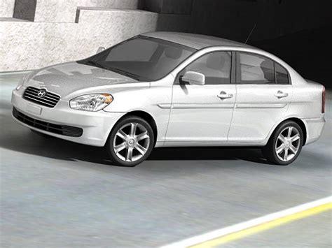 2006 hyundai models hyundai accent 2006 3d model max 3ds cgtrader