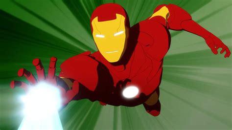 iron man armored adventures full