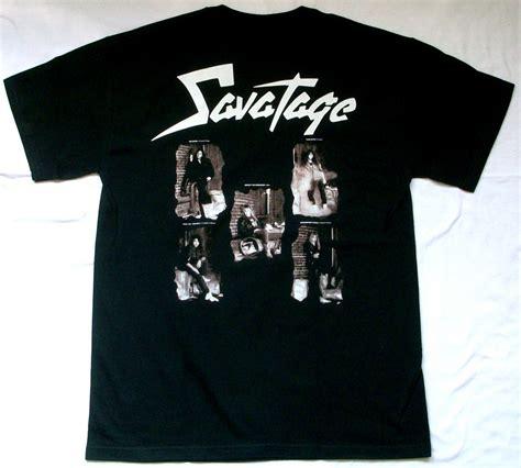 Tshirt Savatage savatage gutter ballet new black t shirt best rock t shirts