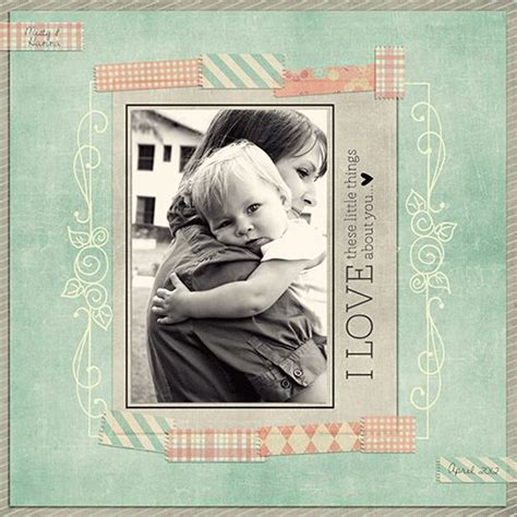 tutorial scrapbook digital free digi scrap tutorial in pse by nannette dalton on how