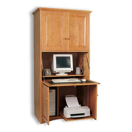 computer armoire cherry cherrystone furniture cherry computer armoire