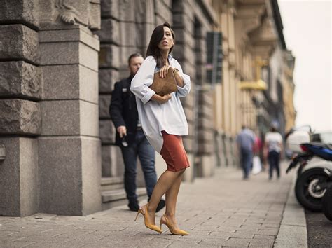 7 Best Fashion Blogs by Fw Stockholm Day 1 Sania Claus Demina Sania