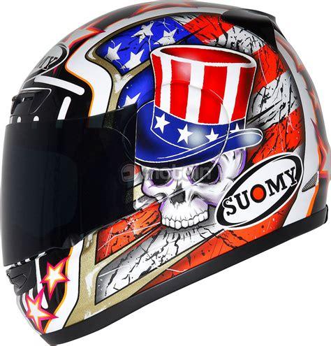 Helm Suomy suomy apex sam integral helmet motoin de