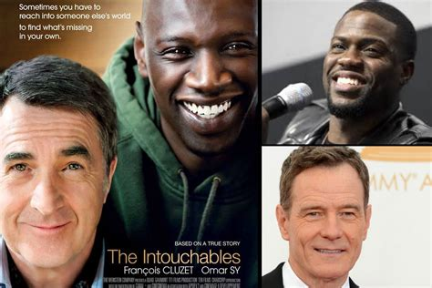 bryan cranston kevin hart intouchables kevin hart to team with bryan cranston in remake of