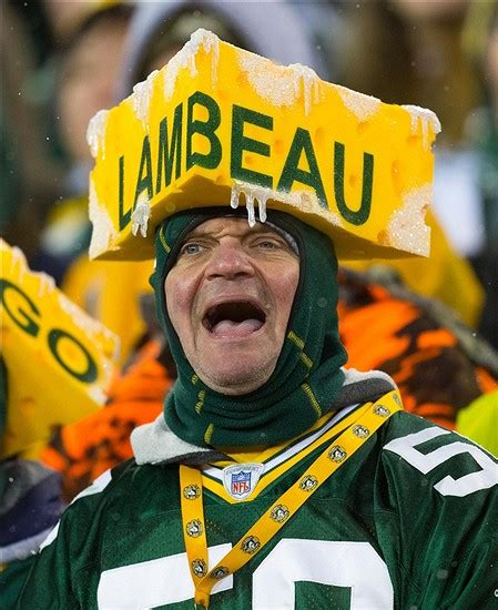 green bay packers fans fans of the green bay packers who are they lombardi