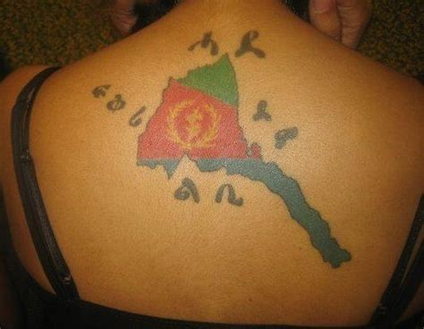 ethiopian tattoos pictures of eritrean and weyane tattoos