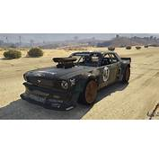 Ford Mustang 1965 Hoonicorn 12 Replace For GTA 5