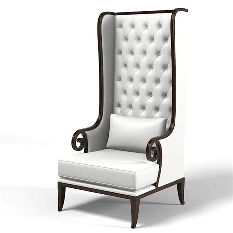 Chairs Outstanding Tall Back Accent Chairs Tall Back