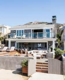 Beach house california beach house with coastal interiors