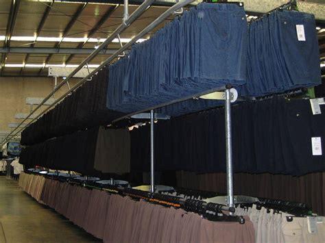 Clothes Rack Warehouse by Warehouse Garment Clothing Apparel Storage Racks Hiemac