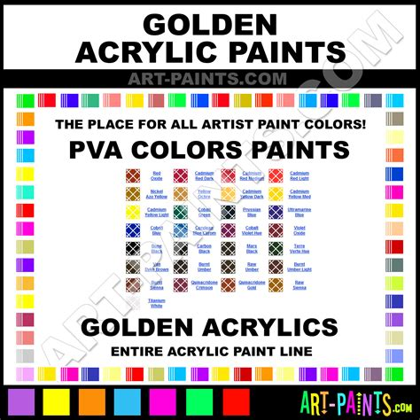 mars black pva colors acrylic paints gpva200 mars black paint mars black color golden pva