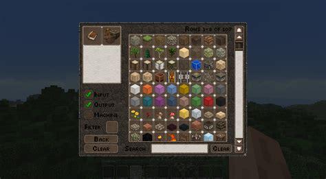theme mod list craftguide theme johnsmith inspired v1 0 minecraft mods