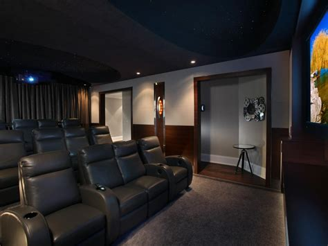Home Tips Curtain Design Home Theater Wiring Pictures Options Tips Amp Ideas Hgtv
