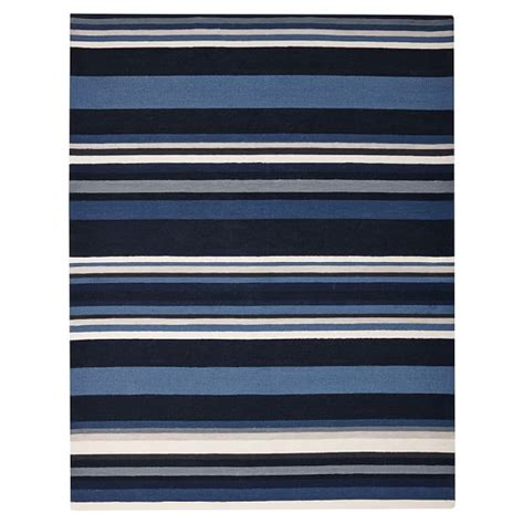 rug league league stripe rug pbteen