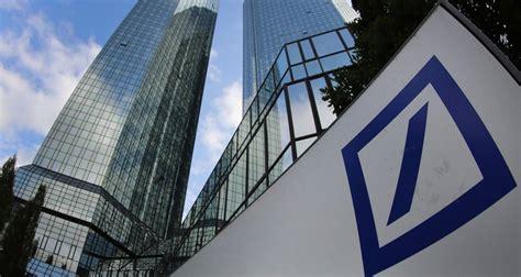 sede deutsche bank el gobierno alem 225 n y el deutsche bank se ven obligados a