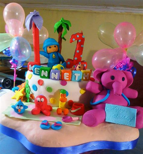 Karpet Lantai Lapis Uk Lebar 150 Cm lv cakes pocoyo friends in the