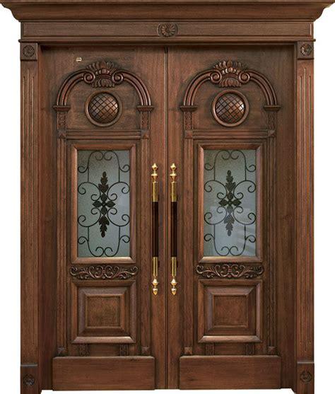 double wood door designiron main gate designswood door