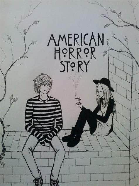 american horror story murder house american horror story murder house by emanon000 on deviantart