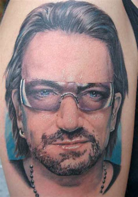 bad portrait tattoos the worst band tattoos of all time noisey
