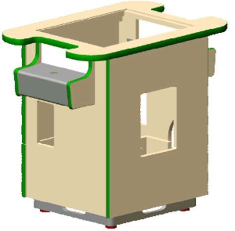 Pacman Cabinet Plans by Woodwork Cocktail Cabinet Plans Arcade Pdf Plans