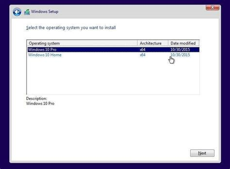 installing new windows for winter follow our guide on how how to select pro edition while installing windows 10