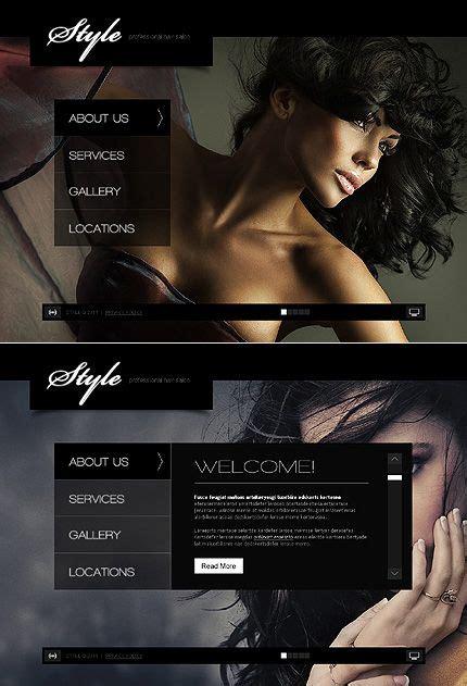 download hair spa videos template 34659 hair stylist salon flash xml full