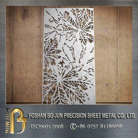 how to cut decorative aluminum sheet 3mm aluminium decorative screens room dividers laser cut