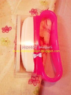 Manicure Di Salon Cantik chamois buffer dengan pemegang pink oh oh suka