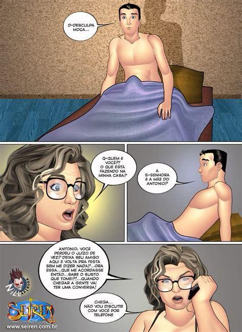 fodendo a mãe do meu amigo quadrinhos no fada do sexo