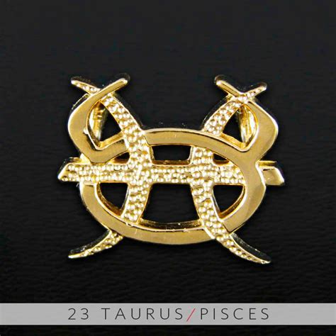 unity design concepts 23 taurus and pisces gold unity