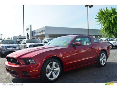 2014 mustang colors 2014 ruby ford mustang gt premium coupe 80895074