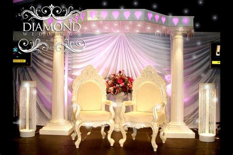 bridal throne chairs