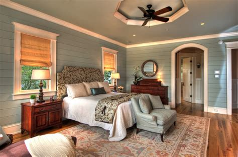 traditional bedroom wood smoke living room paint ideas what is name of fabric on headboard coverlet at foot of bed