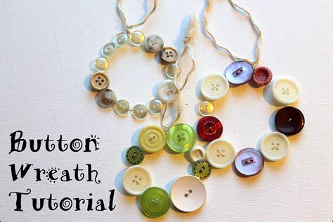 button ornaments button wreath ornament tutorial emerging creatively