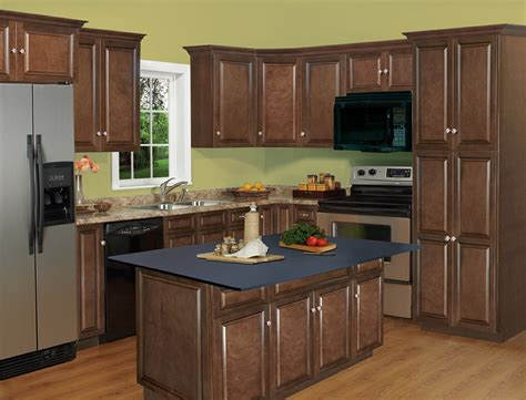 richmond auburn kitchen cabinets bargain outlet hso cabinets