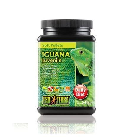 Vitamin Iguana exo terra soft pellets iguana huggle pets