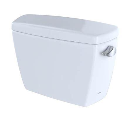 Toto Jet Shower Thx20 White shop toto cotton white 1 6 gpf single flush high efficiency toilet tank at lowes