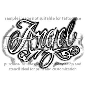 angel tattoo lettering 21 best for the kids images on pinterest coloring books