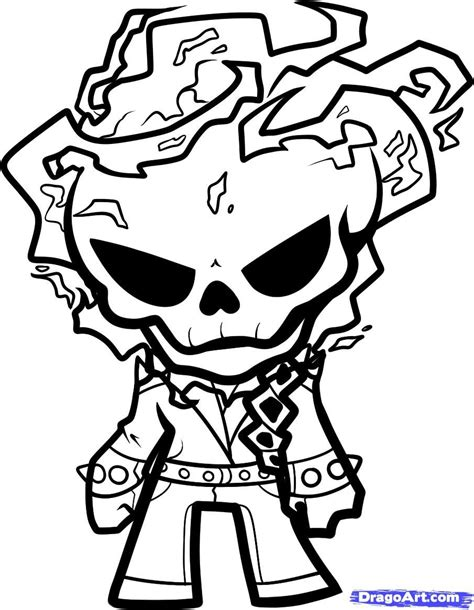 ghost rider coloring pages to print ghost rider coloring page coloring home