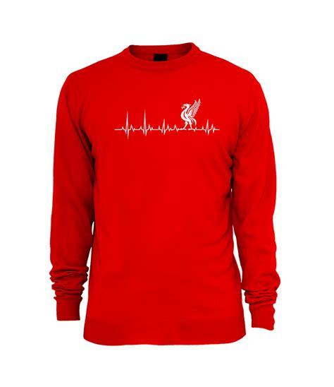 Hoodie Liverpool Fc Design buy printed hoodies liverpool fc heartbeat hoody