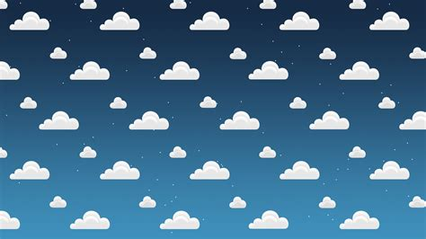 free cloud pattern background cartoon clouds bckgrnds