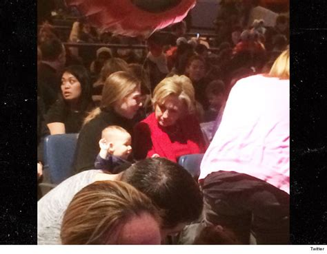 where does clinton live hillary clinton takes in sesame street live on grandma