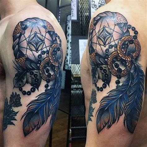 dreamcatcher tattoos for men 29 best dreamcatcher tattoos images on tattoos