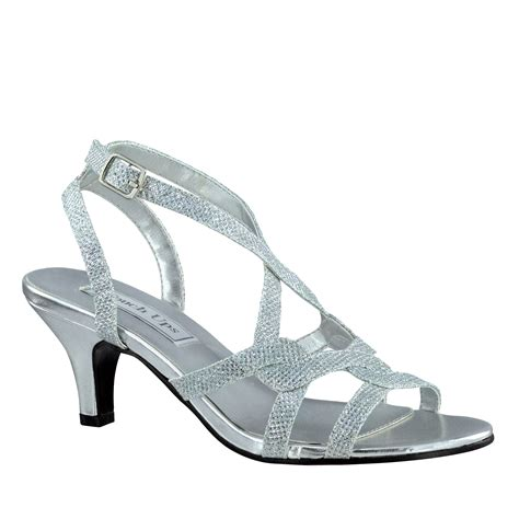 sandals wide width touch ups s flatter silver sandal wide width