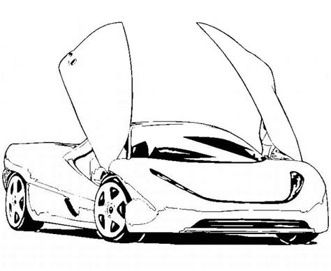 Coloring Pages Sports Cars sports car coloring pages to print 13 image colorings net
